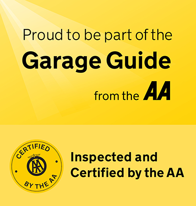 Certified by the AA